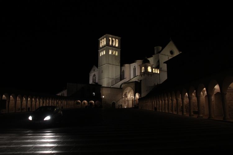Basilica at Night