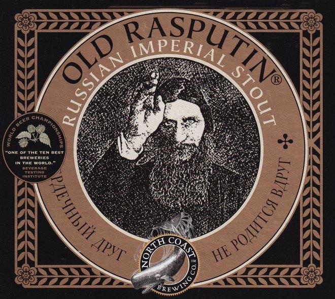 Old Rasputin